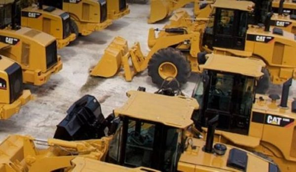 The Types of Machinery for Construction and Public Works