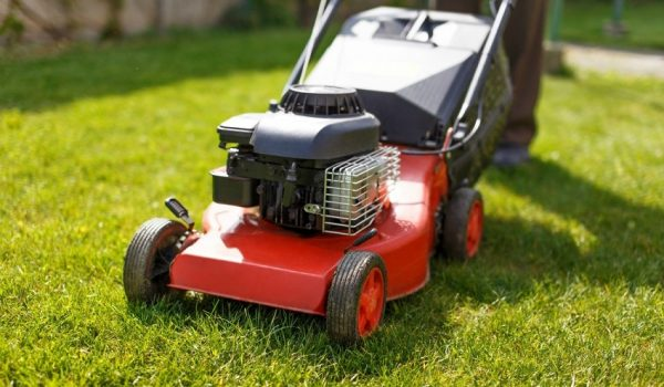 Why the lawnmower is not starting and how to fix it?